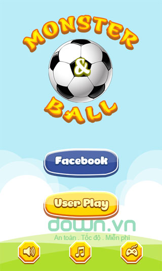 Monster and Ball cho iOS