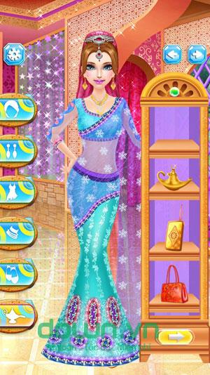 Game cô gái Ấn độ