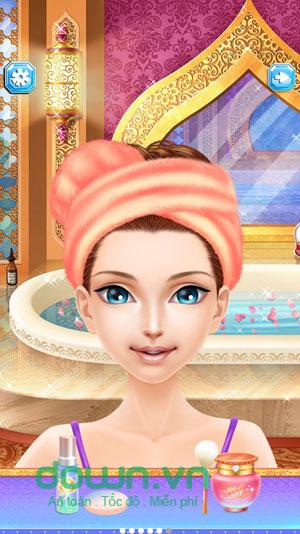 Game trang điểm cô gái Ấn Độ