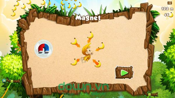 Game khỉ con phiêu lưu