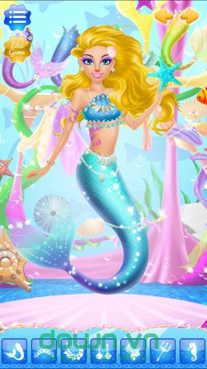 Mermaid Salon