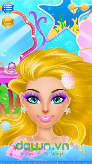 Tải game Mermaid Salon
