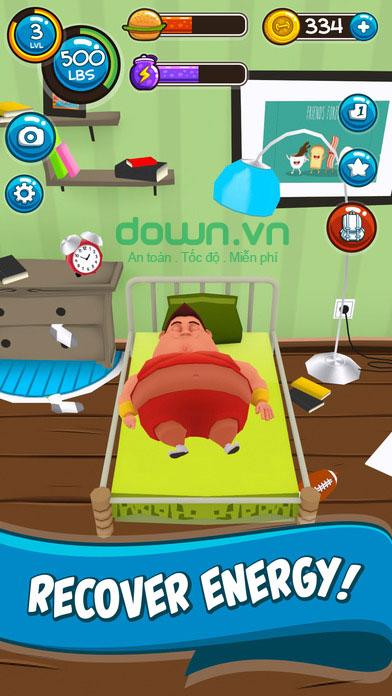 Game giảm cân cùng chàng béo