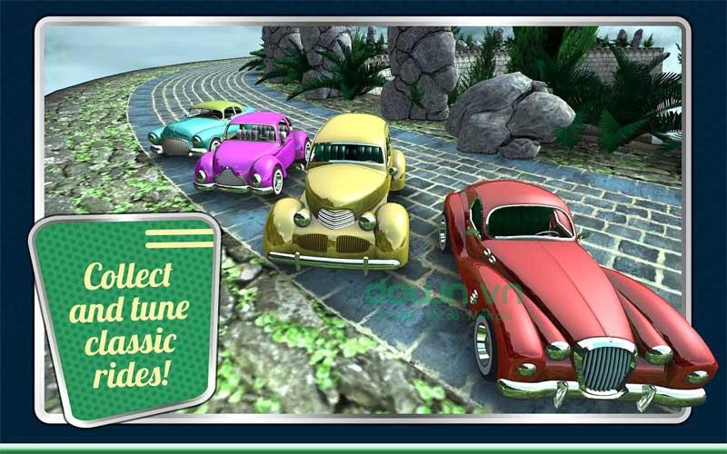 Sở hữu bộ sưu tập xe cổ