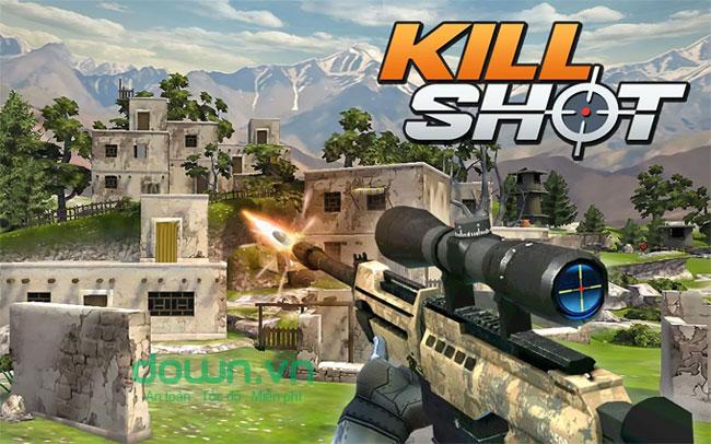 Game bắn súng trên iOS