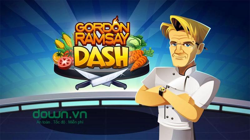 Game nấu ăn cùng Gordon Ramsay