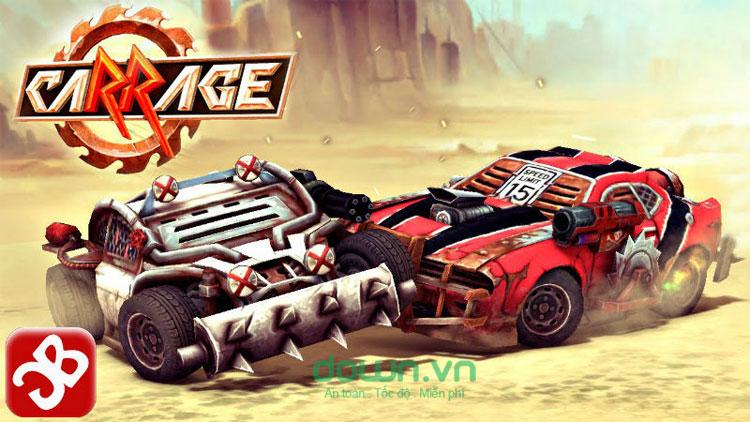 Game đua xe bắn súng