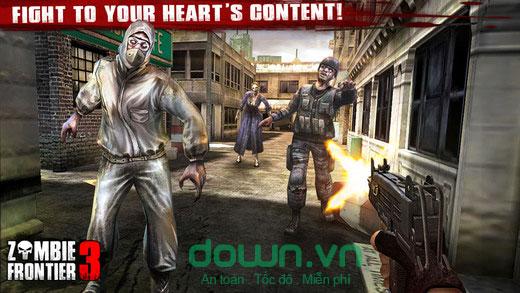 Game bắn súng trên iPhone