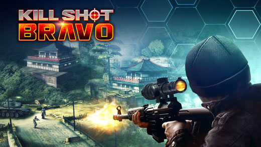 Game bắn súng đỉnh cao trên iPhone