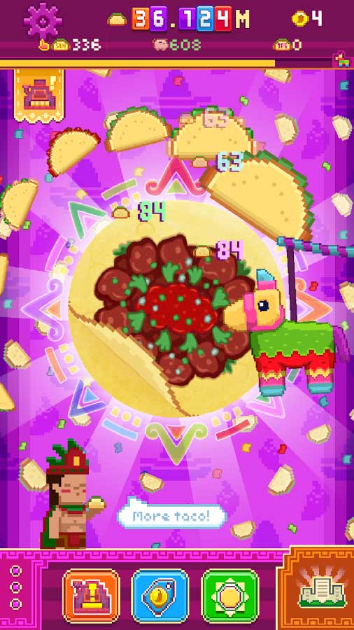 Game làm bánh Taco