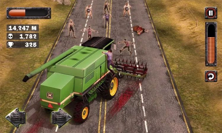 Game diệt zombie kinh dị