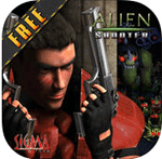 Alien Shooter Free cho iOS