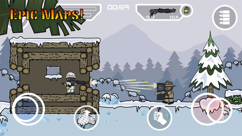 Game bắn súng đặc nhiệm