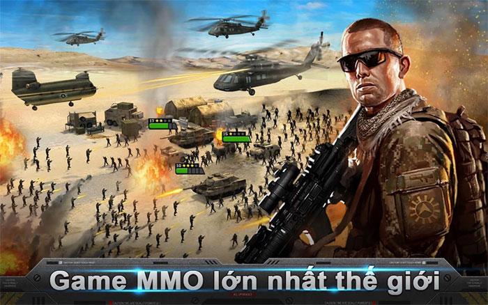 Game MMO lớn nhất thế giới