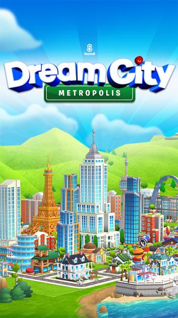 Game xây dựng thành phố trong mơ