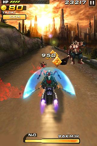 Game đua xe tốc độ trên Android