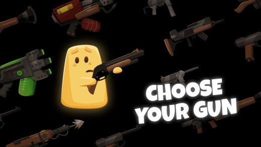 Lựa chọn loại vũ khí thích hợp