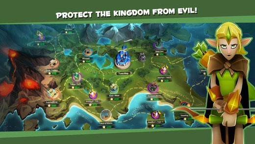 Bảo vệ vương quốc xinh đẹp