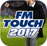Football Manager Touch 2017 cho iPad