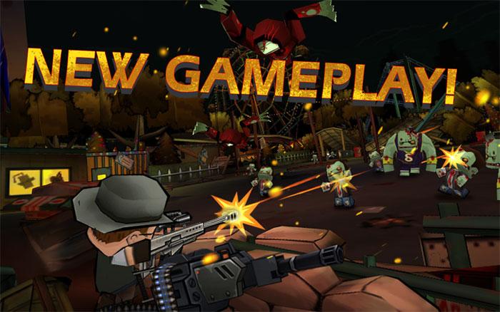 Game bắn súng diệt zombie