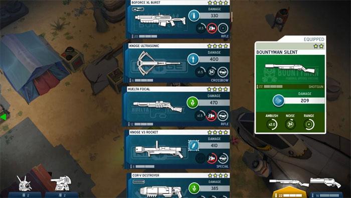 Hệ thống vũ khí hiện đại, đa dạng