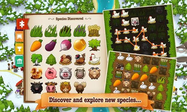 Lựa chọn các giống cây trồng, vật nuôi