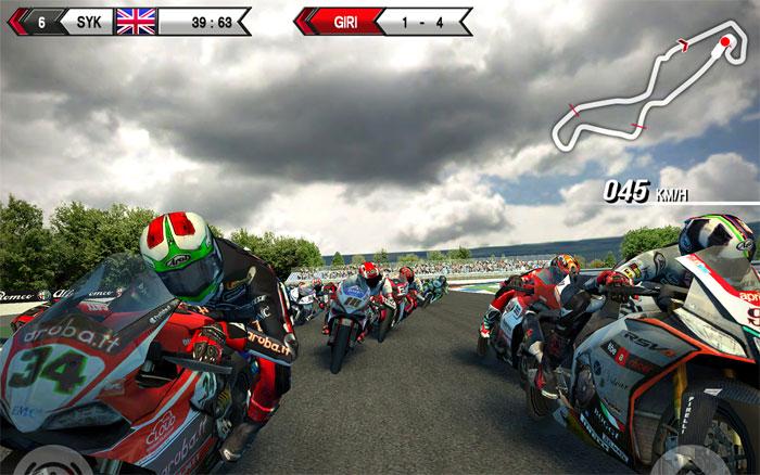 Game đua xe công thức