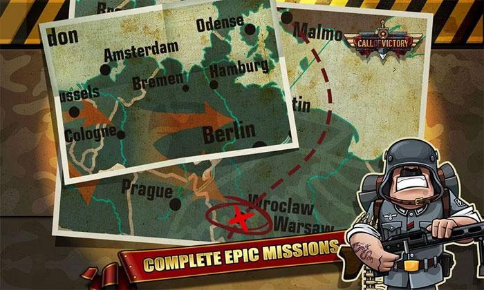 Thôn tính bản đồ Châu Âu