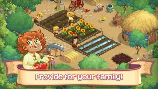 Game nông trại kiểu mới