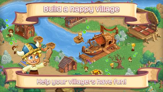 Game cuộc sống làng quê