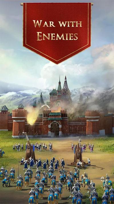 Game đế vương bá quyền