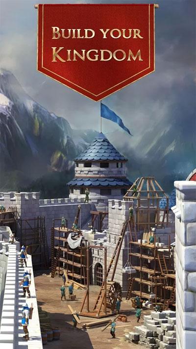 Xây dựng một đế chế hùng mạnh
