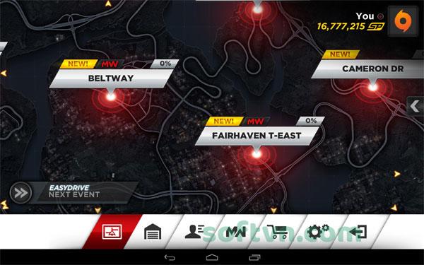 Bản đồ xe đua
