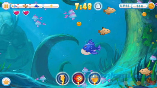 Game vui Feeding Frenzy Pro
