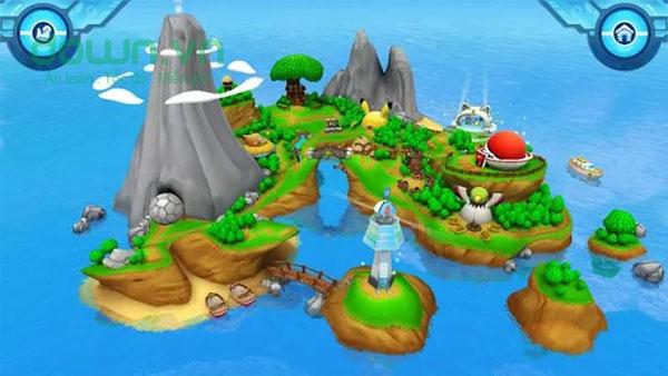Tham gia thử thách truy tìm Pokémon trong game