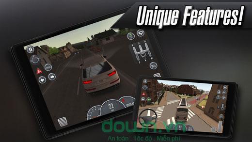 Game mô phỏng đua xe