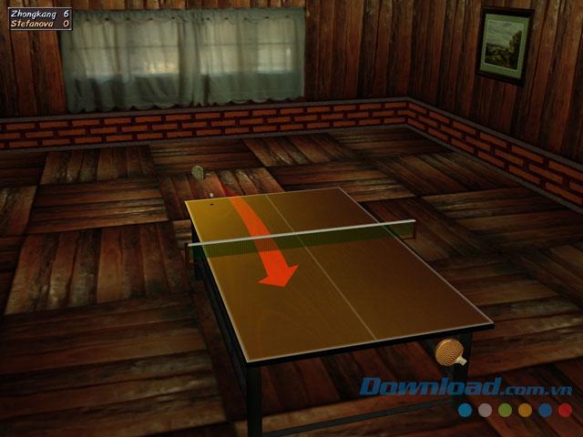 Game bóng bàn miễn phí Table Tennis Pro