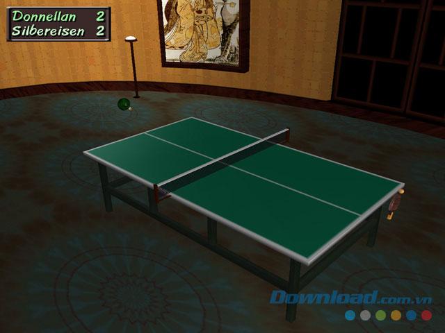 Table Tennis Pro mô phỏng chân thực môn thể thao bóng bàn