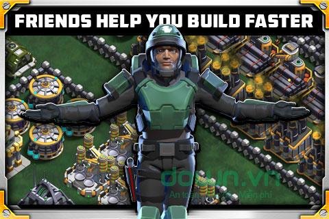 Phối hợp với đồng minh để tăng nguồn lực và xây dựng nhanh hơn