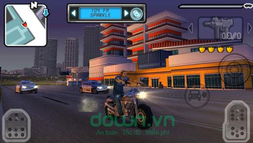 Game hành động Gangstar Miami Vindication