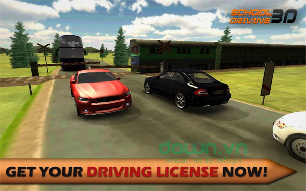 Lựa chọn tập lái một trong nhiều loại xe 4 bánh khác nhau