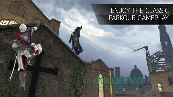 Game có lối chơi hành động nhập vai hoàn toàn tự do