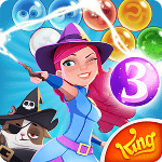 Bubble Witch 3 Saga cho Android