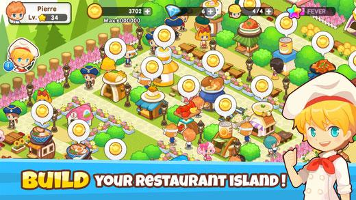 Game xây dựng nhà hàng