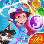 Bubble Witch 3 Saga cho iOS