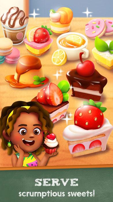 Game quản lý tiệm bánh ngọt