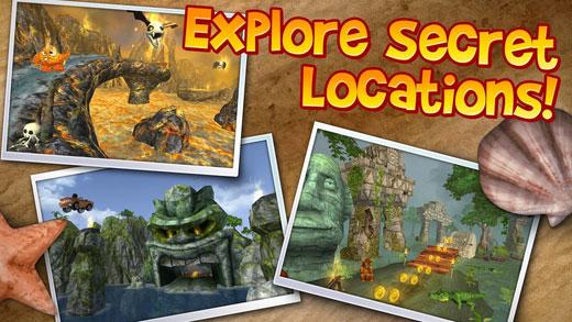 Thám hiểm những địa điểm thú vị