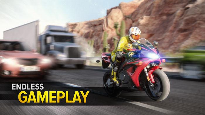 Game đua xe trên android