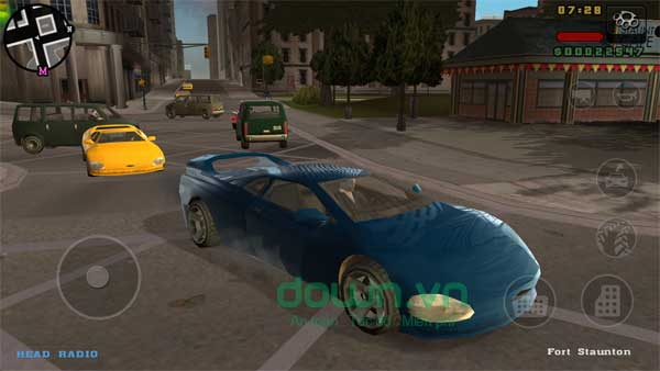 Bối cảnh trong game GTA: Liberty City Stories