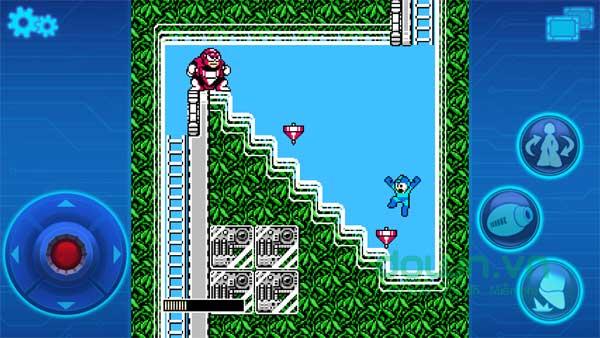 Tiếp tục hành trình trừ gian diệt ác với chàng Mega Man